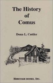 Cover of: The history of Comus