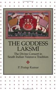 The goddess Lakṣmī by P. Pratap Kumar