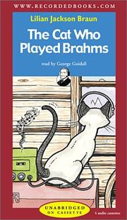 Cover of: The Cat Who Played Brahms (Cat Who...)