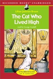 Cover of: The cat who lived high