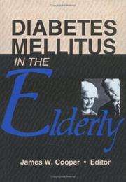 Cover of: Diabetes Mellitus in the Elderly