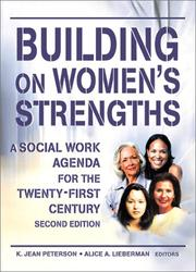 Cover of: Building on women's strengths