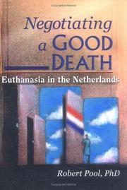 Cover of: Negotiating a Good Death