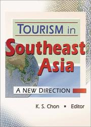 Cover of: Tourism in Southeast Asia | K. S. Chon