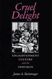 Cover of: Cruel Delight