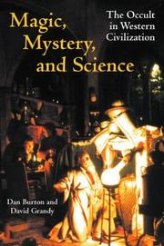 Cover of: Magic, Mystery, and Science: The Occult in Western Civilization
