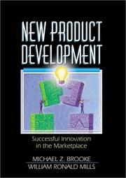 Cover of: New product development