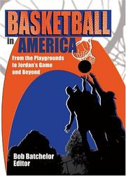 Cover of: Basketball In America | Bob Batchelor