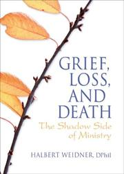 Cover of: Grief, loss, and death