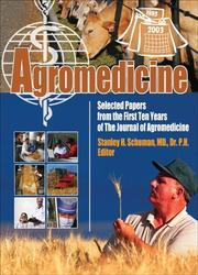 Cover of: Agromedicine | Stanley H. Schuman