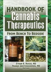Cover of: Handbook of cannabis therapeutics |