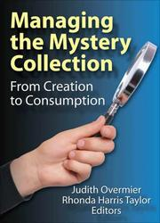 Cover of: Managing the mystery collection |