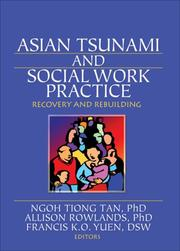 Cover of: Asian Tsunami and Social Work Practice |
