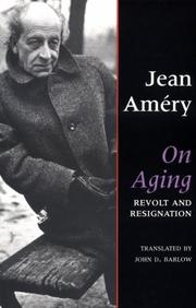 Cover of: On aging