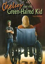 Cover of: Chelsey and the Green-Haired Kid (Summit Books)