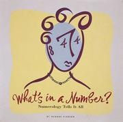 Cover of: What's in a number?