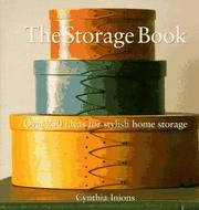 Cover of: The Storage Book