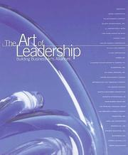 Cover of: The art of leadership