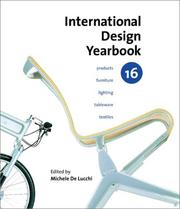 Cover of: International Design Yearbook 16 (International Design Yearbook) |