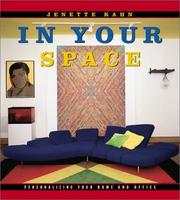 Cover of: In Your Space | Jenette Kahn
