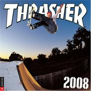 Cover of: Thrasher | Universe Publishing