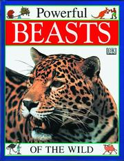 Cover of: Powerful beasts of the wild
