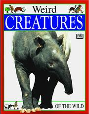 Cover of: Weird creatures of the wild