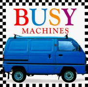Cover of: Busy machines. |