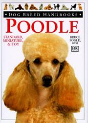 Cover of: Poodle |