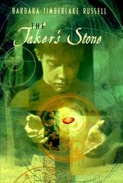 Cover of: The taker's stone