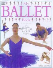 Cover of: My ballet book