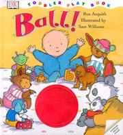 Cover of: Ball! | Ros Asquith