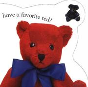Cover of: Teddy bear. |
