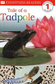 Cover of: Tale of a tadpole
