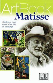 Cover of: Matisse | Henri Matisse