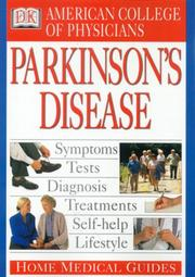 American College of Physicians home medical guide to Parkinsons disease