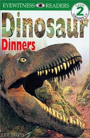 Cover of: Dinosaur Dinners | Lee Davis
