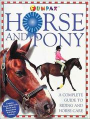 Cover of: Horse and Pony Pack | DK Publishing