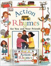 Cover of: Action Rhymes (Read & Listen Books) | Shona McKellar