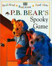 Cover of: P.B. Bear's spooky game