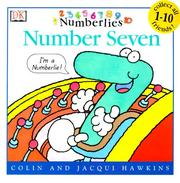 Cover of: Number seven | Hawkins, Colin.