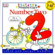 Cover of: Number two | Hawkins, Colin.