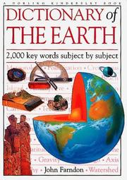 Cover of: Dictionary of the earth: 2000 Key Words Arranged Thematically
