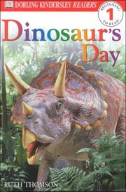 Cover of: A dinosaur's day
