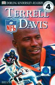 Cover of: DK NFL Readers: Terrell Davis (Level 4: Proficient Readers) | DK Publishing