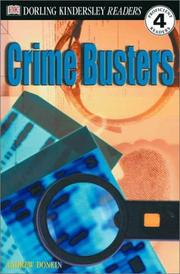 Cover of: DK Readers: Crime Busters (Level 4: Proficient Readers) | DK Publishing