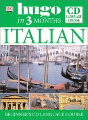 Cover of: Italian in Three Months Book and CD