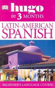 Cover of: Latin-American Spanish in Three Months