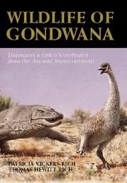 Wildlife of Gondwana by Pat Vickers Rich
