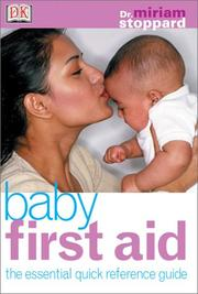 Cover of: Baby First Aid